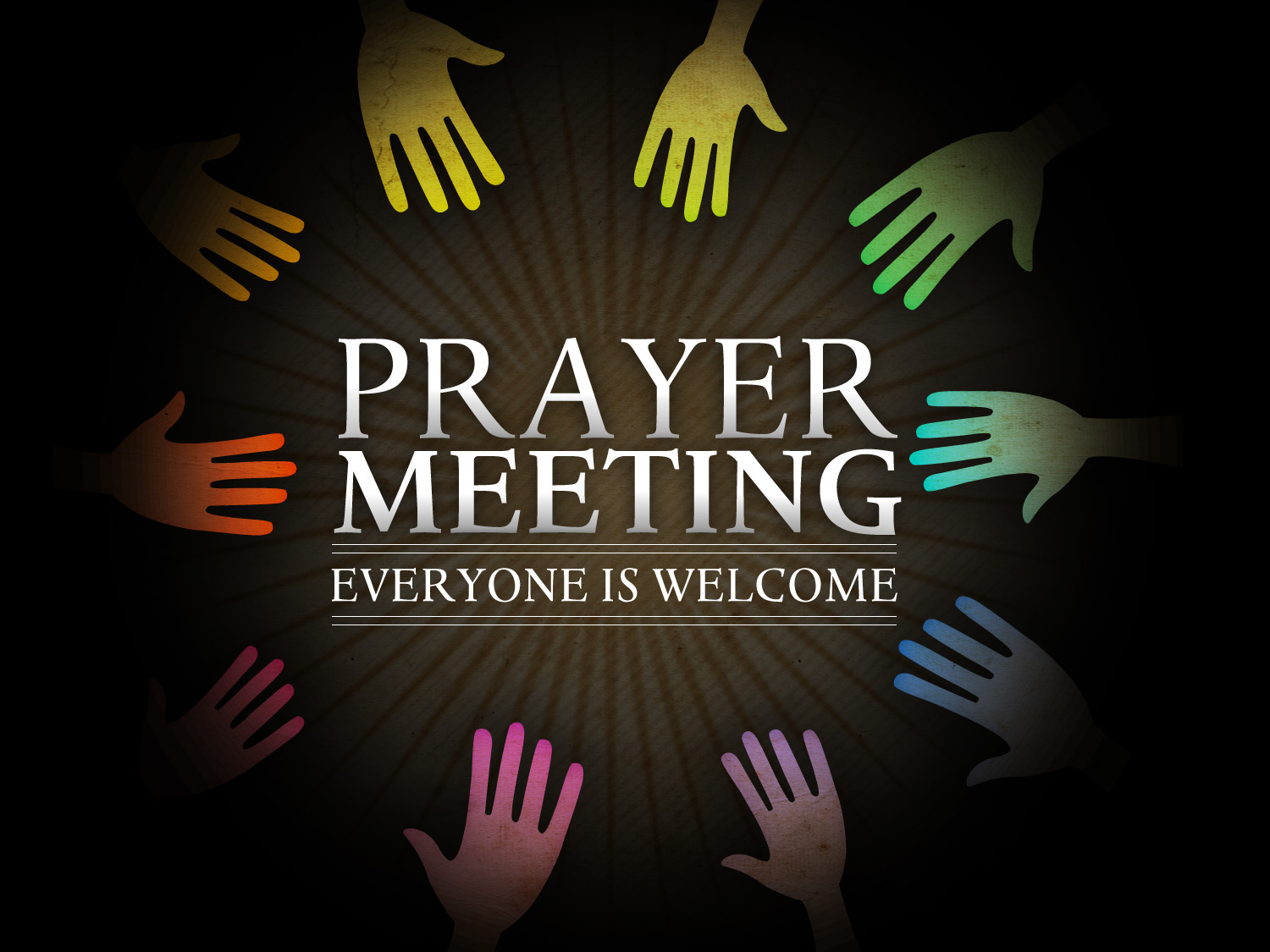 group meeting prayer One of the many paradoxes of aa is that while we are not a religious organization, nor are we affiliated with one, we sure take our meeting prayers seriously if you don't believe me, suggest that your home group change the prayers used at meetings prayer at meetings, specifically the lord's.